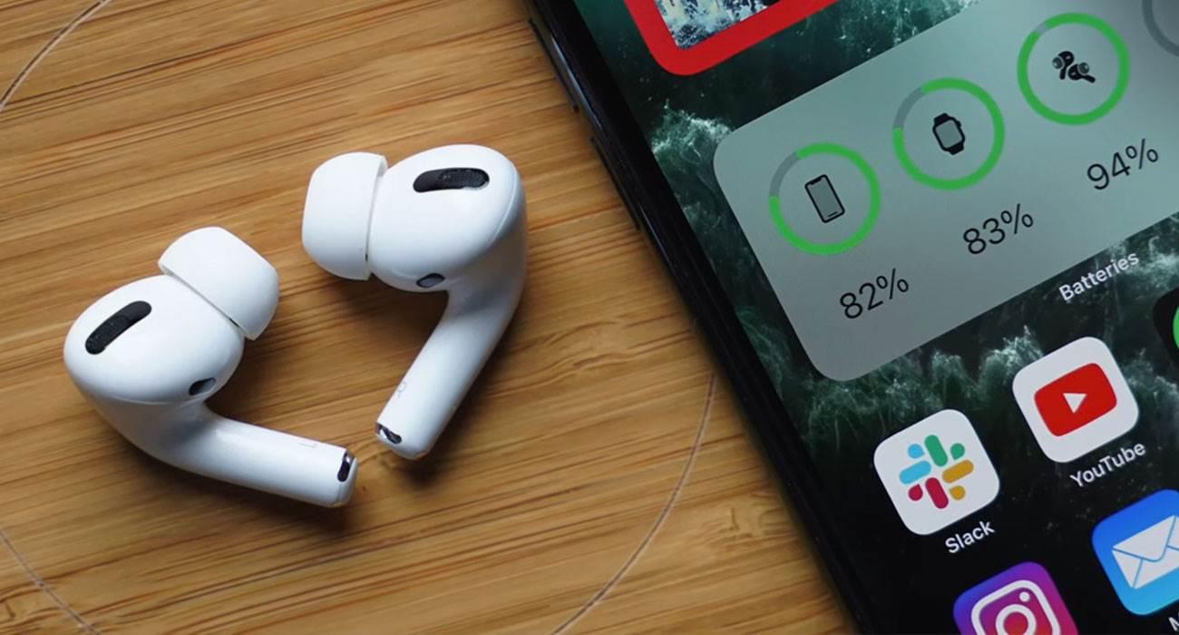 Pierwsza beta oprogramowania dla AirPods Pro dostępna polecane, ciekawostki oprogramowanie beta, beta, AirPods Pro  Firma Apple wydała dziś pierwszą wersję beta oprogramowania sprzętowego dla AirPods Pro. Aktualizacja dostępna jest tylko dla członków programu Apple Developer Program. AirPodsPro