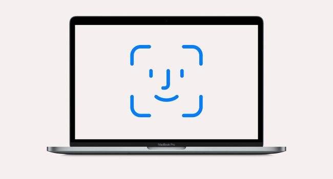 Face ID w Mac coraz bliżej polecane, ciekawostki Mac, FaceID, face id dla mac  W trzeciej wersji beta macOS Big Sur pojawiła się wzmianka o kamerze TrueDepth dla Maca i obsłudze Face ID. FaceID 650x350