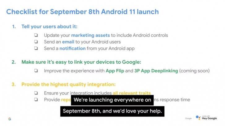 Data premiery Android 11 ujawniona polecane, ciekawostki premiera Androida 11, data premiery, Android 11  Kilka dni temu Google wydało drugą wersję beta Android 11 z poprawkami błędów i niektórymi innowacjami, a także przypadkowo ujawniło datę premiery nowego systemu operacyjnego. android11 data