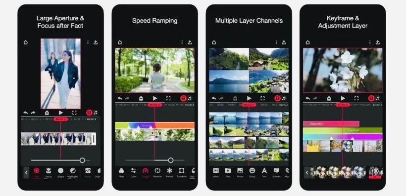 Nowa aplikacja Focos Live dodaje efekt rozmycia tła do każdego filmu polecane, ciekawostki Wideo, rozmycie tla na filmach, Focos Live, App Store  Twórcy popularnej aplikacji Focos do rozmywania tła na zdjęciach wydali nową apkę, Focos Live. focos 1