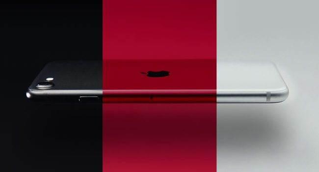 iPhone SE był najlepiej sprzedającym się smartfonem w USA w Q2 2020 roku polecane, ciekawostki iPhone SE 2020, Apple  Agencja analityczna Counterpoint Research  podała, że ??sprzedaż Apple w Stanach Zjednoczonych spadła o 23% w drugim kwartale 2020 roku w porównaniu z tym samym okresem ubiegłego roku, ale jednocześnie popyt na iPhone'a SE drugiej generacji przekroczył oczekiwania. iPhoneSE2020 650x350