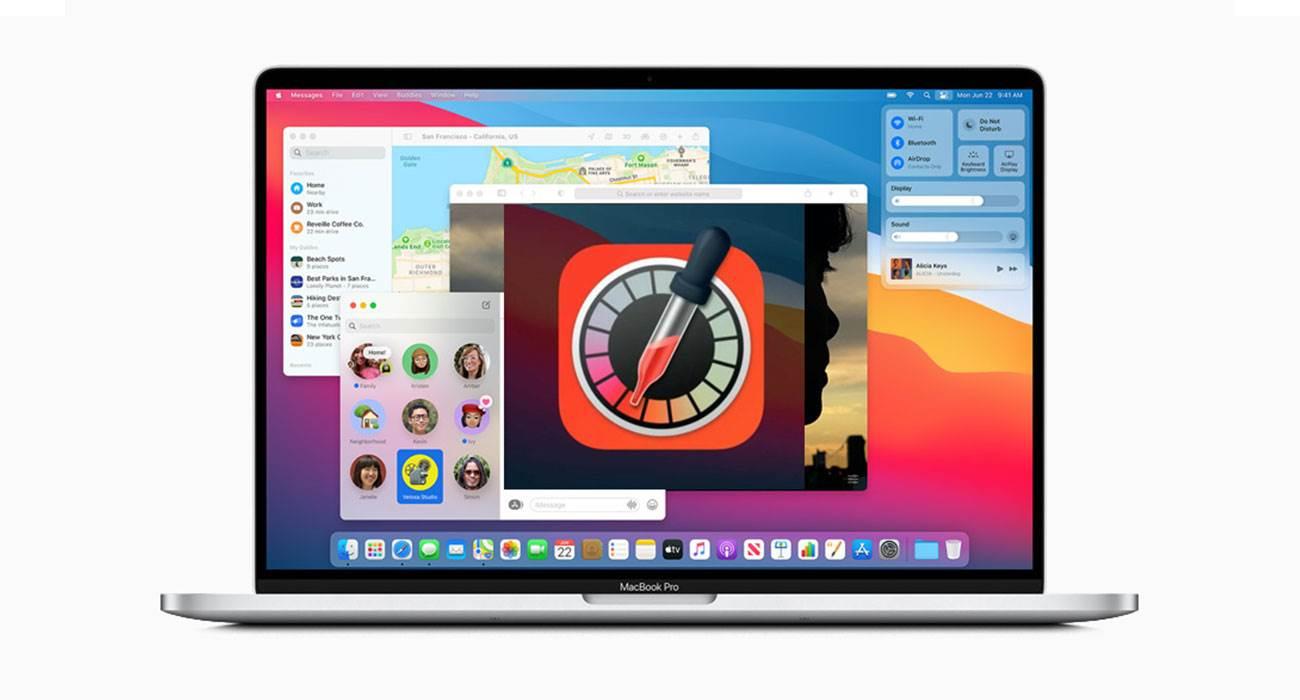 Apple wydało dodatkową aktualizację macOS Big Sur 11.0.1 polecane, ciekawostki Update, macOS Big Sur 11.0.1, aktualizacja uzupełniająca, Aktualizacja  Firma Apple wydała dziś w nocy zaktualizowaną wersję systemu macOS Big Sur dla wszystkich. Co się zmieniło? macOSbigsur