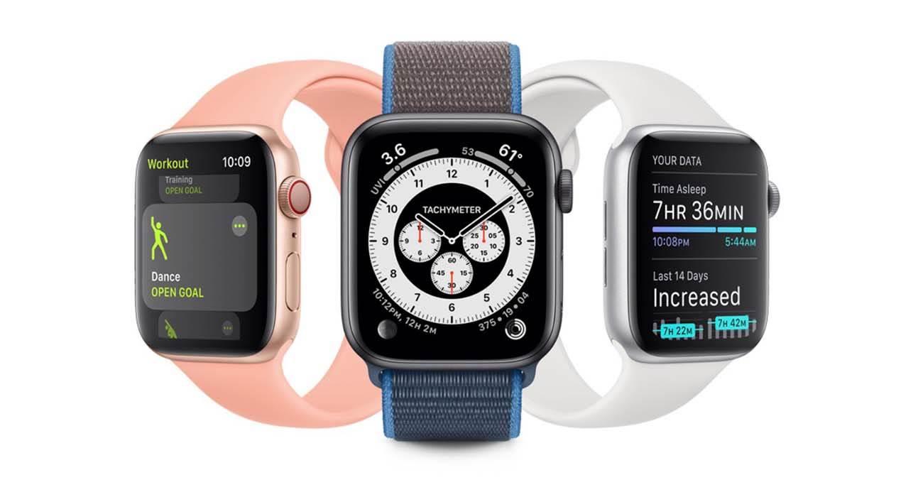 watchOS 7.1 dostępny - lista zmian polecane, ciekawostki watchOS 7.1, nowosci w watchOS 7.1, lista zmian w watchOS 7.1, lista zmian, co nowego w watchOS 7.1  Dziś wraz z aktualizacjami iOS 14.2 i iOS 12.4.9 firma Apple wypuściła także finalną wersję watchOS 7.1 - lista zmian poniżej. AppleWatch 1