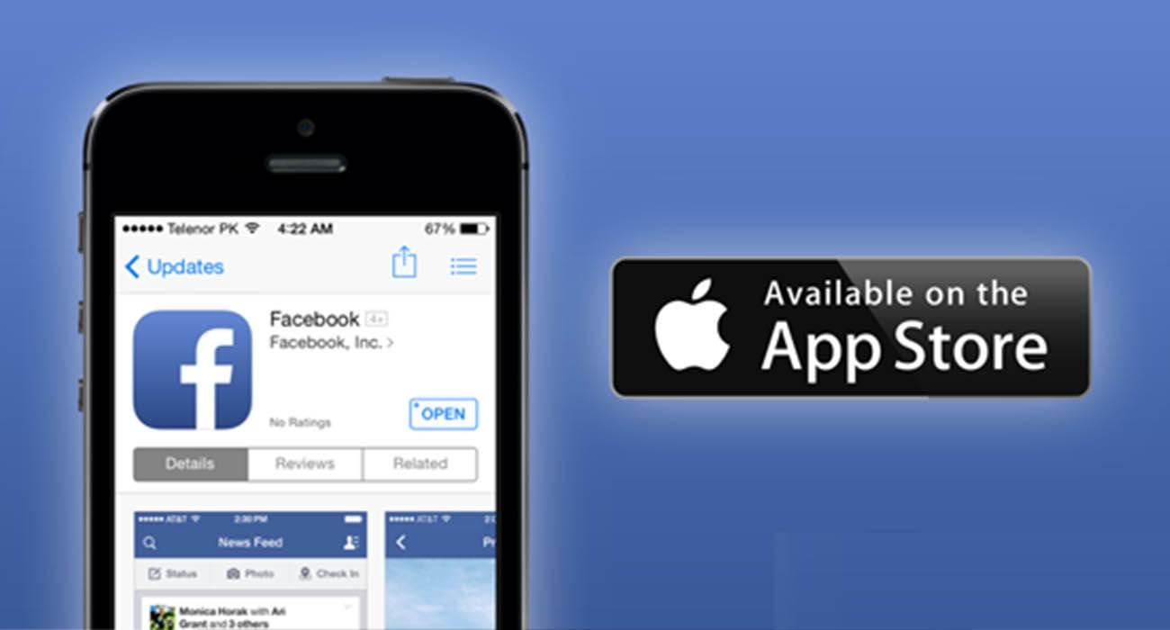 Apple zablokowało ostatnią aktualizację Facebooka na iOS. Dlaczego? polecane, ciekawostki iOS  Apple zablokowało ostatnią aktualizację aplikacji Facebook na iOS i iPadOS. Dlaczego? Co było powodem blokady? Już wyjaśniamy. Facebook 2