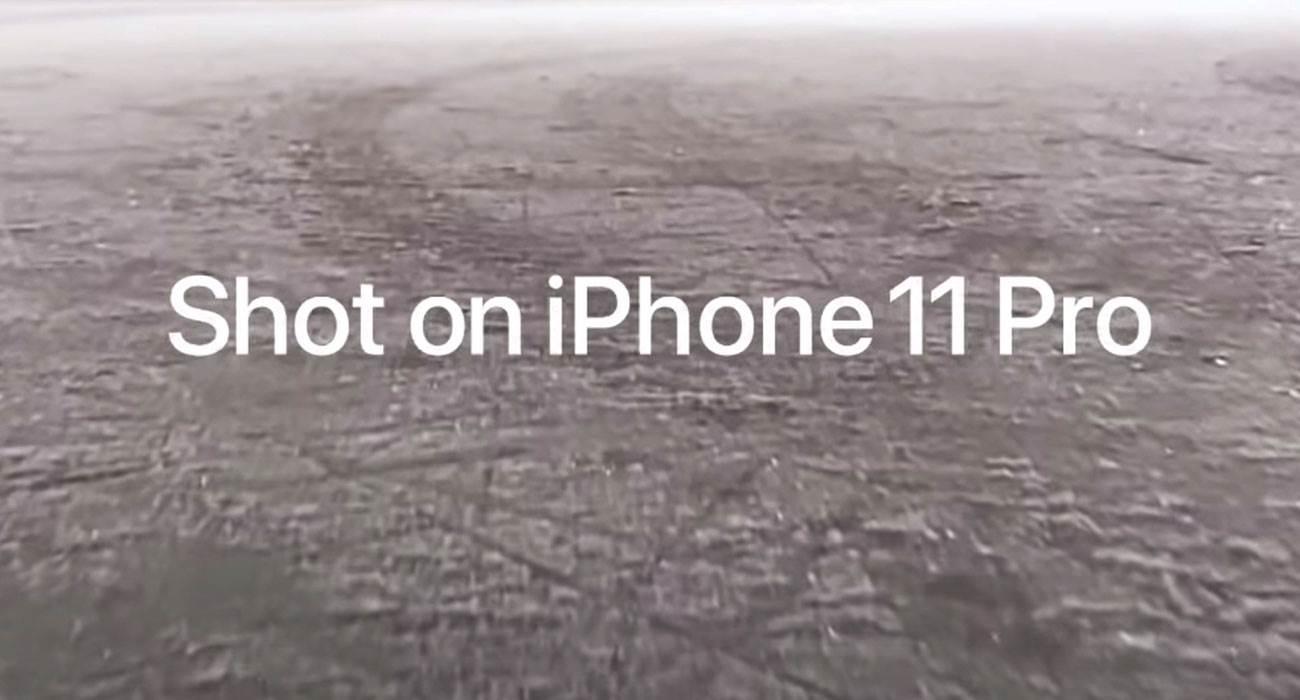 Apple udostępniło nowy film z serii Shot on iPhone 11 Pro polecane, ciekawostki Wideo, Shot on iPhone 11 Pro  W nowym filmie zatytułowanym ?Hockey Tape? wystąpili zawodowi hokeiści Vegas Golden Knights Marc-Andre Fleury i Mark Stone. ShotOniPhone NHL