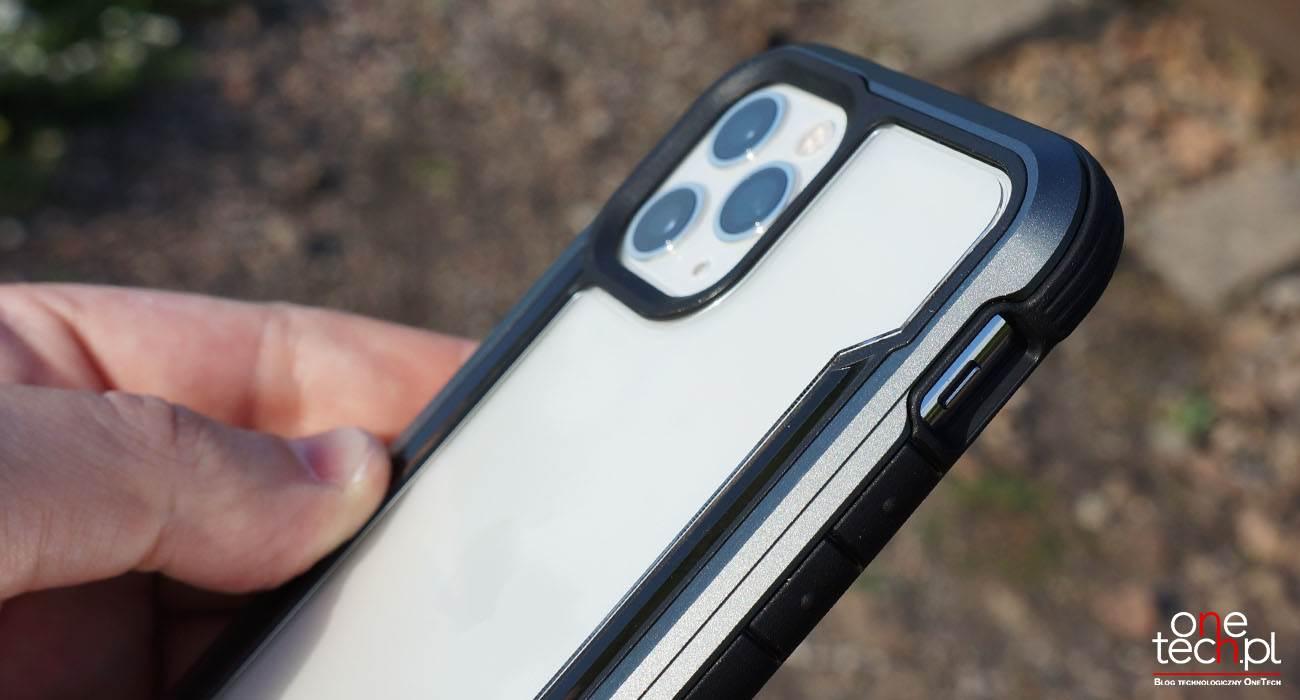X-Doria Defense Shield -  pancerne etui dla iPhone 11 Pro recenzje, polecane, akcesoria zalety, X-Doria Defense Shield, wady, Recenzja, pokrowiec, pancerne etui dla iPhone 11 Pro, Apple  Kilka dni temu zakończyliśmy test kolejnej obudowy, więc przyszedł czas, aby napisać Wam kilka zdań na jej temat. Ta obudowa to X-Doria Defense Shield. etui4