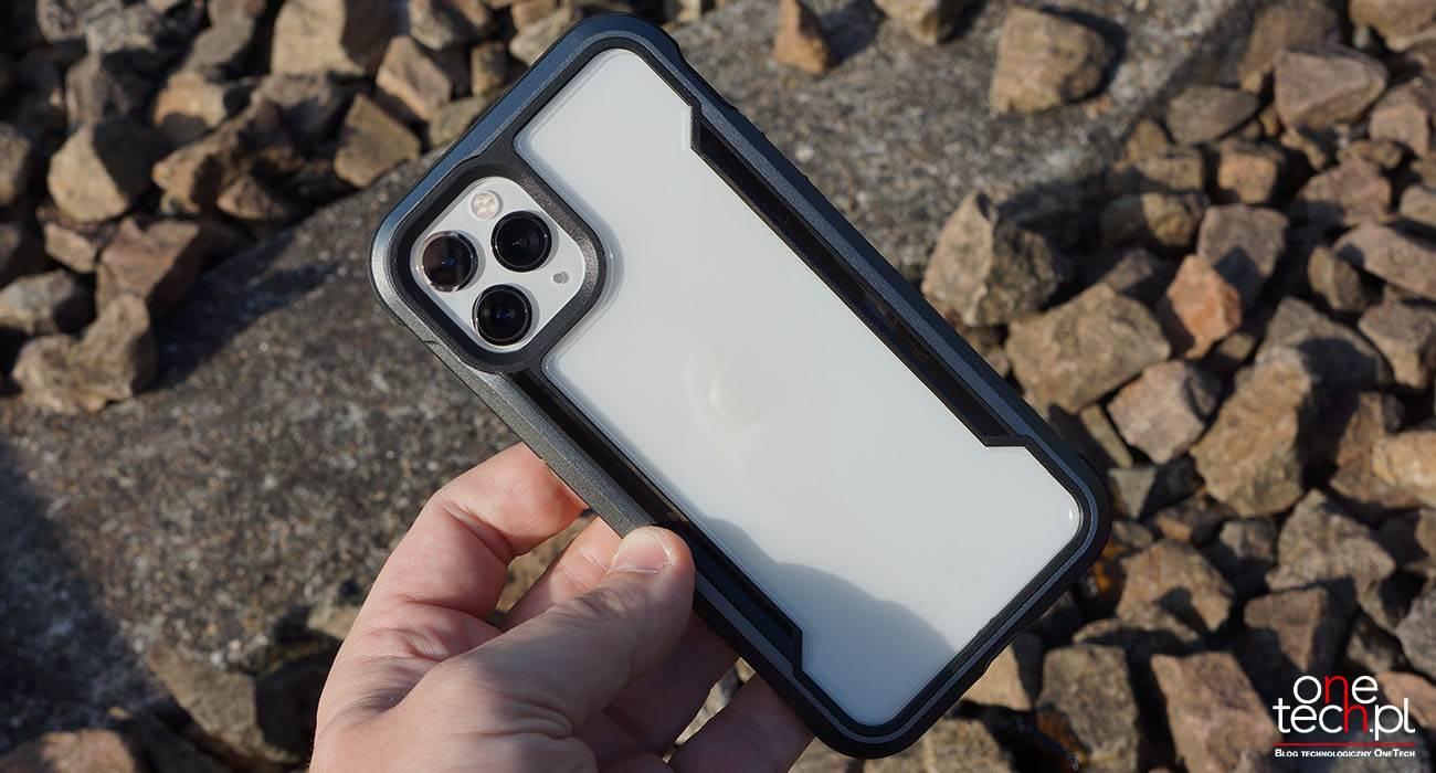 X-Doria Defense Shield -  pancerne etui dla iPhone 11 Pro recenzje, polecane, akcesoria zalety, X-Doria Defense Shield, wady, Recenzja, pokrowiec, pancerne etui dla iPhone 11 Pro, Apple  Kilka dni temu zakończyliśmy test kolejnej obudowy, więc przyszedł czas, aby napisać Wam kilka zdań na jej temat. Ta obudowa to X-Doria Defense Shield. etui5