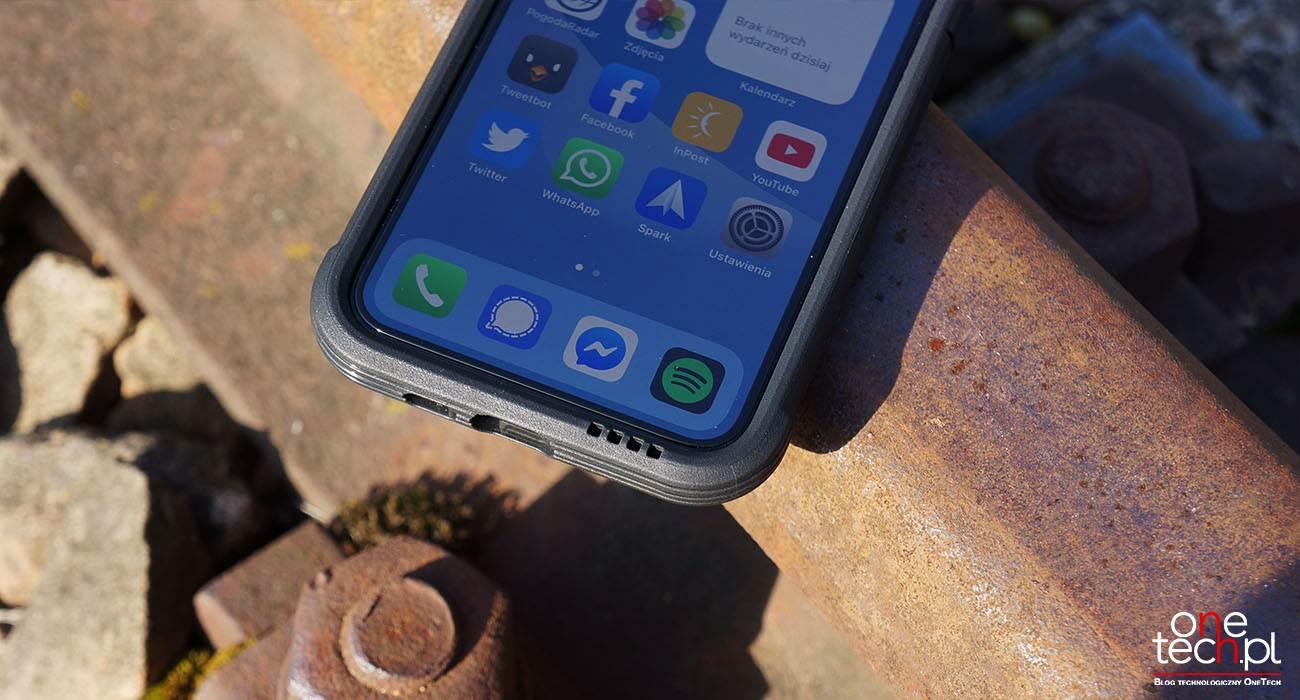 X-Doria Defense Shield -  pancerne etui dla iPhone 11 Pro recenzje, polecane, akcesoria zalety, X-Doria Defense Shield, wady, Recenzja, pokrowiec, pancerne etui dla iPhone 11 Pro, Apple  Kilka dni temu zakończyliśmy test kolejnej obudowy, więc przyszedł czas, aby napisać Wam kilka zdań na jej temat. Ta obudowa to X-Doria Defense Shield. etui6
