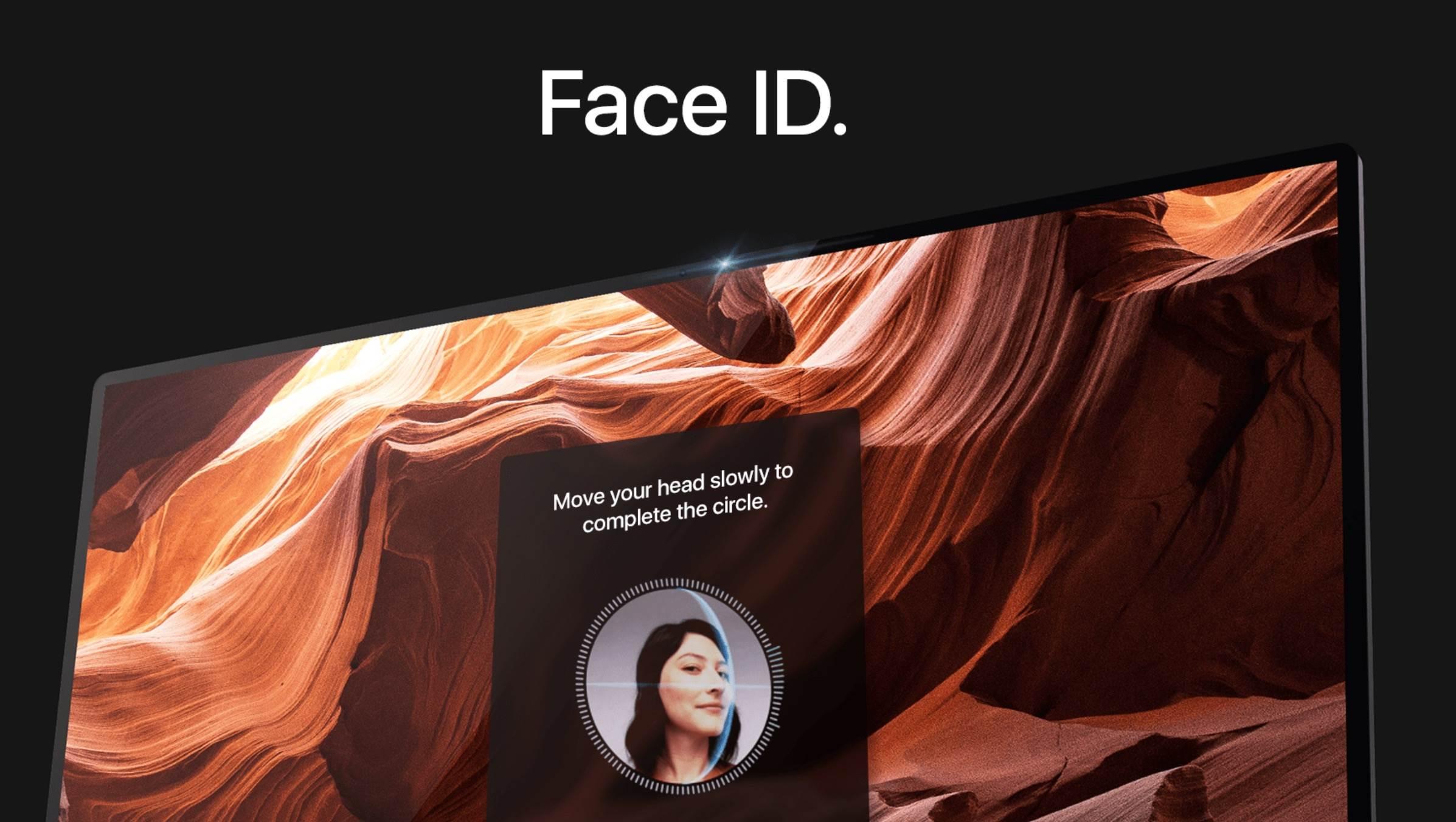 Bezramkowy iMac z Face ID i ładowaniem bezprzewodowym w podstawce - koncept ciekawostki Wizja, Wideo, iMac z Face ID, iMac, face ID, Apple  Nie ma to jak rozpocząć dzień od ciekawej wizji. Prawda? Mamy więc dla Was koncept iMac z Face ID - całość wygląda bardzo ciekawie. iMac 1