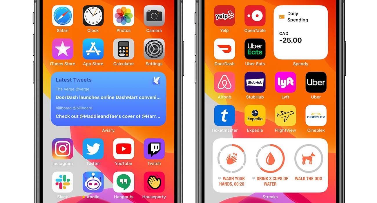 iOS 14.5 / iPadOS 14.5 - dostępny dla wszystkich polecane, ciekawostki zmiany, oficjalna lista zmian w iOS 14.5, oficjalna lista zmian, nowosci w iOS 14.5, Nowości, lista zmian, iPadOS 14.5, iOS 14.5, co nowego w iOS 14.5, co nowego  Świetna wiadomość dla użytkowników iPhone,iPad. Właśnie w tej chwili,Apple udostępniło wszystkim użytkownikom posiadającym iUrządzenia zgodne z iOS 14 / iPadOS 14 nowe systemy ? iOS 14.5 oraz iPadOS 14.5. iOS14 widgety 1