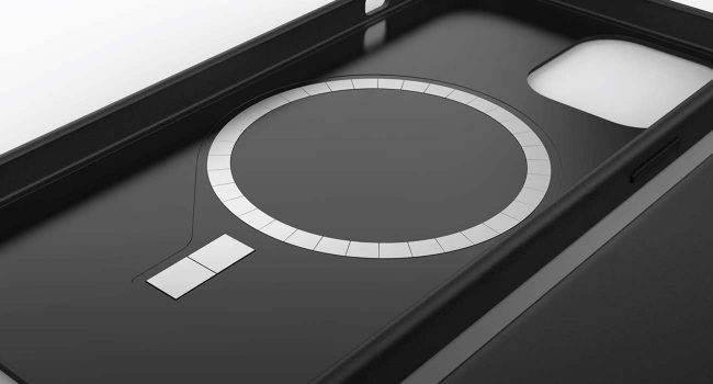iPhone 12 otrzyma moduł ładowania bezprzewodowego ze specjalnymi magnesami polecane, ciekawostki mages, iPhone 12, Apple  Kilka dni temu w sieci pojawiły się zdjęcia bezprzewodowego modułu ładowania iPhone 12, który wyposażony jest w specjalne magnesy. Do czego one służą? Już wyjaśniamy. magnes 650x350