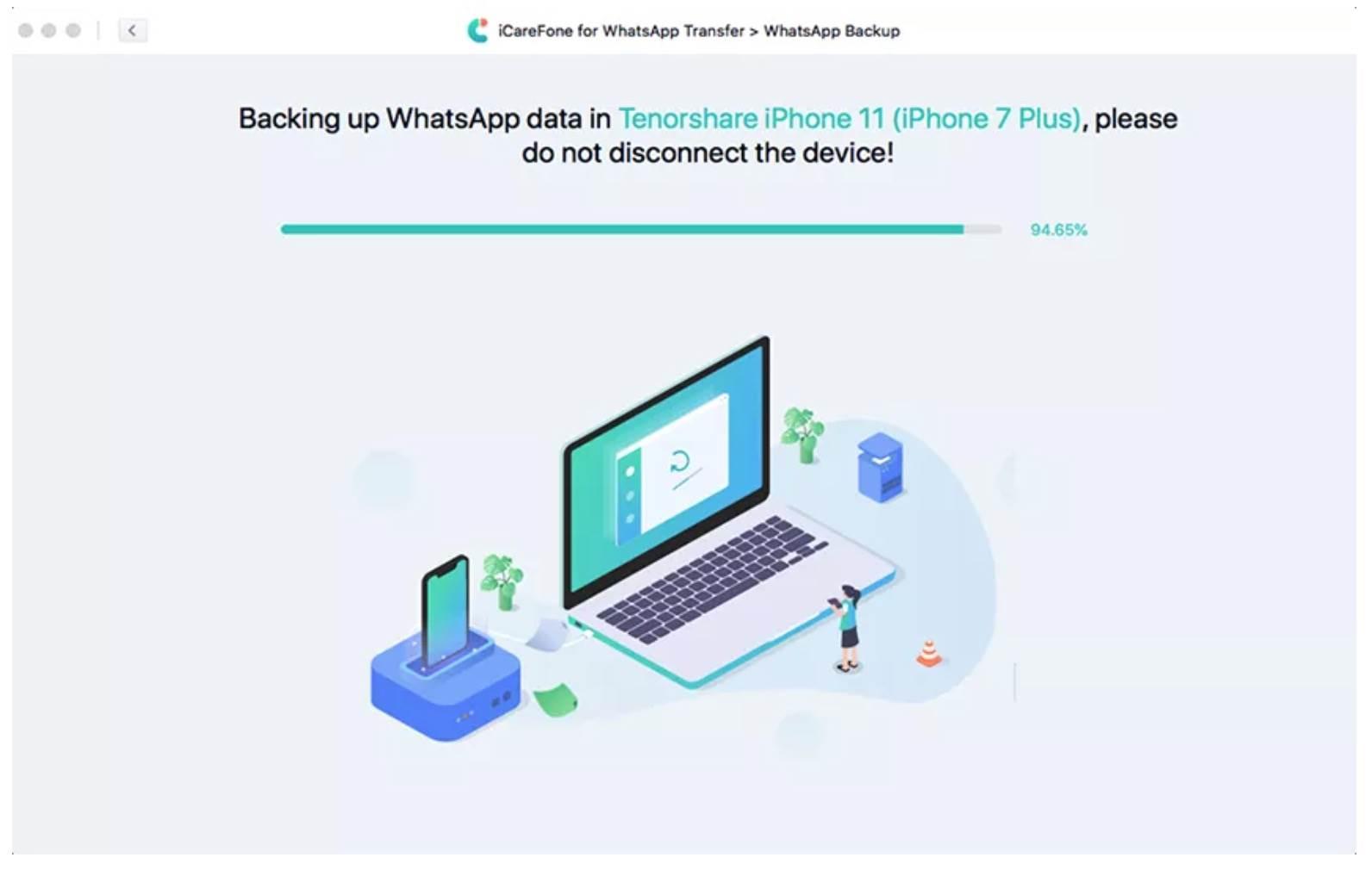 iCareFone: przesyłaj, twórz kopie zapasowe i przywracaj dane WhatsApp polecane, ciekawostki WhatsApp, jak przeniesc whastapp, iCareFone Whatsapp Transfer, iCareFone  Ponad miliard ludzi regularnie korzysta z komunikatora WhatsApp, który zapewnia bezpieczną komunikację z naszymi przyjaciółmi i rodziną. Wszystko fajnie pięknie, ale problem pojawia się wtedy, gdy chcemy przenieść czaty do nowego telefonu z innym systemem.  1@2x 18