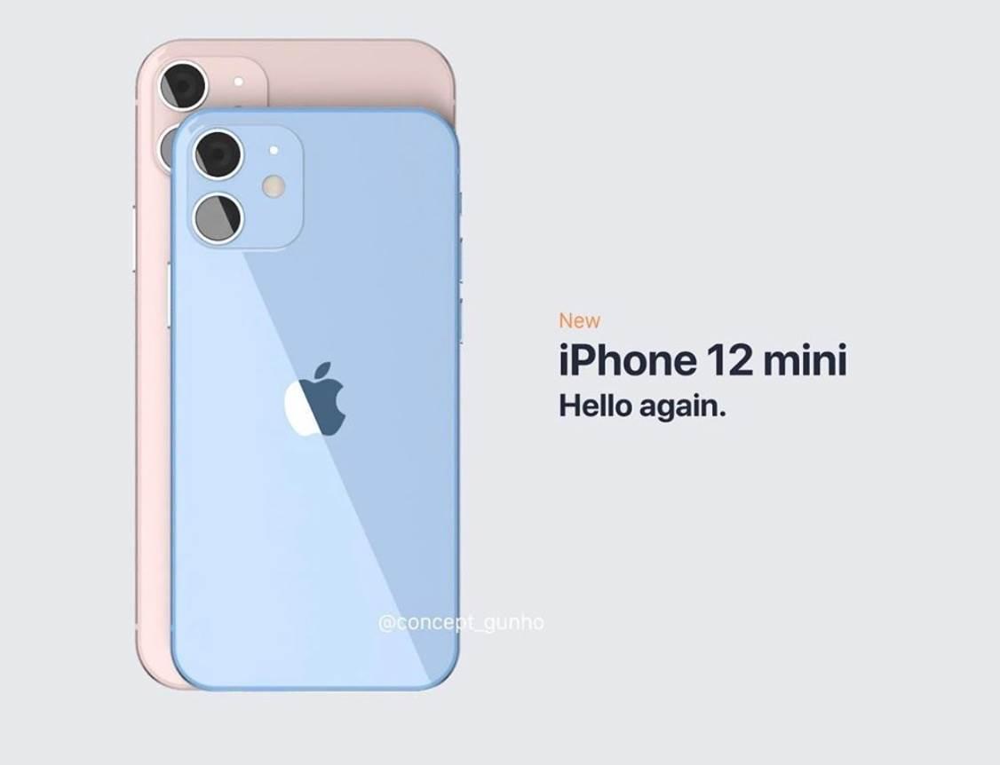 Tak najprawdopodobniej będzie wyglądał tegoroczny mały, tani iPhone 12 mini polecane, ciekawostki wyglad, Wideo, iPhone 12 mini, Apple  O tym, że w tym roku firma Apple wprowadzi do swojej oferty małego, taniego iPhone?a 12 jest niemal w 100% pewne. Mamy więc dla Was wideo pokazujące najprawdopodobniej ostateczny wygląd najmniejszej dwunastki. 1@2x 61
