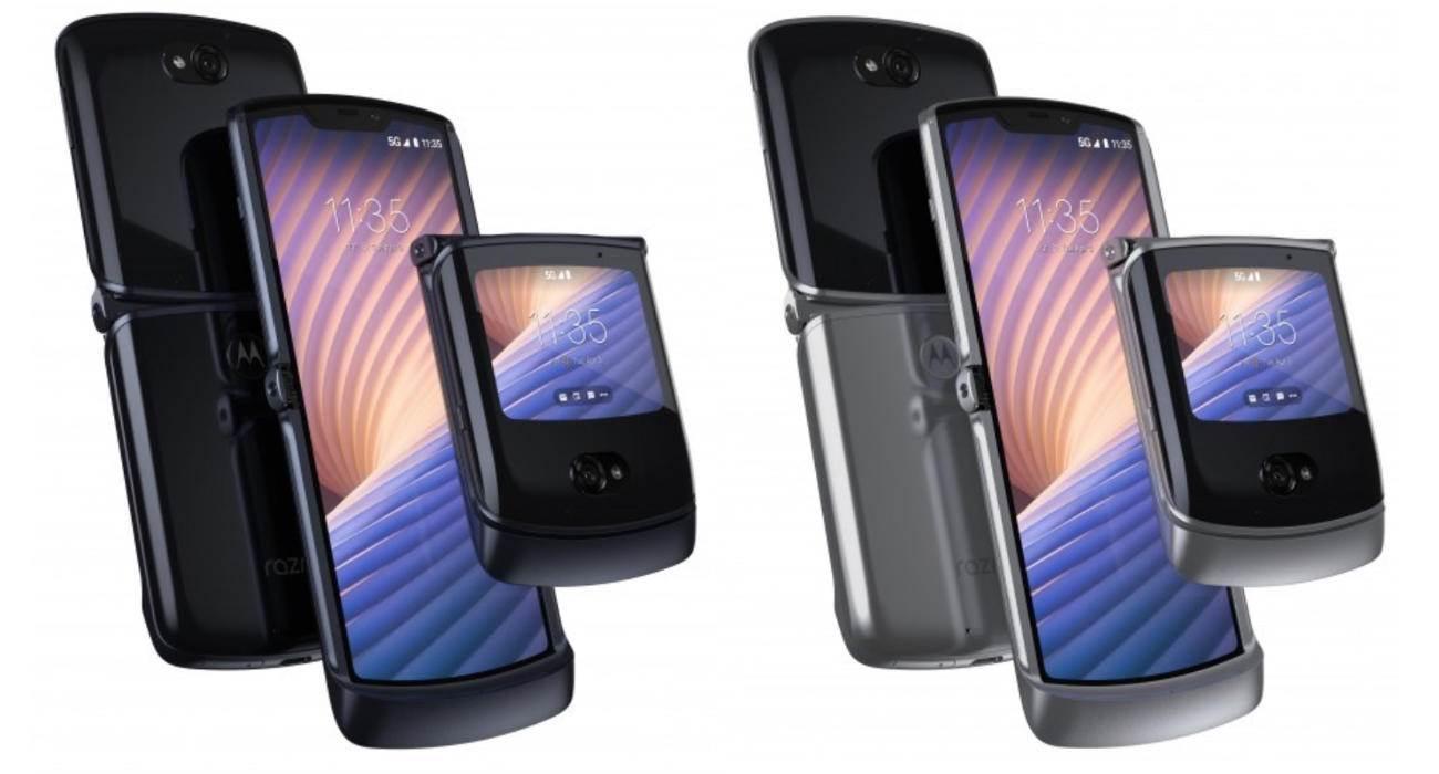Motorola RAZR 5G oficjalnie zaprezentowana polecane, ciekawostki Specyfikacja, Motorola RAZR 5G, cena  Motorola oficjalnie zaprezentowała swój nowy smartfon z klapką RAZR 5G. Ile kosztuje? Czym różni się od poprzednika? Jaka jest jego specyfikacja? Już wyjaśniamy. Moto1