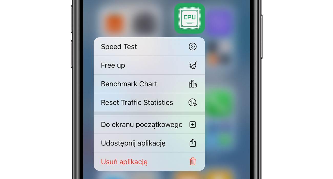 Zobacz jak jednym kliknięciem zwolnić, wyczyścić RAM w iPhone i iPad z systemem iOS 14 / iPadOS 14 poradniki, polecane, ciekawostki jak zwolnic ram w iPadOS 14, jak zwolnic ram w iOS 14, jak zwolnic RAM, jak zwolnić RAM, jak wyczyścić ram w iOS 14, jak wyczyscic ram w iOS 14, jak wyczyscic RAM, jak wyczyścić RAM, iPhone, iPadOS 14, iPad, iOS 14, Apple  Na urządzeniach Apple jak wiemy nie trzeba zwalniać RAM-u, ale jeśli ktoś z Was uważa inaczej, to dziś pokażemy Wam mega szybki sposób jak wyczyścić RAM na iPhone i iPad z systemem iOS 14 / iPadOS 14. cpu x 1