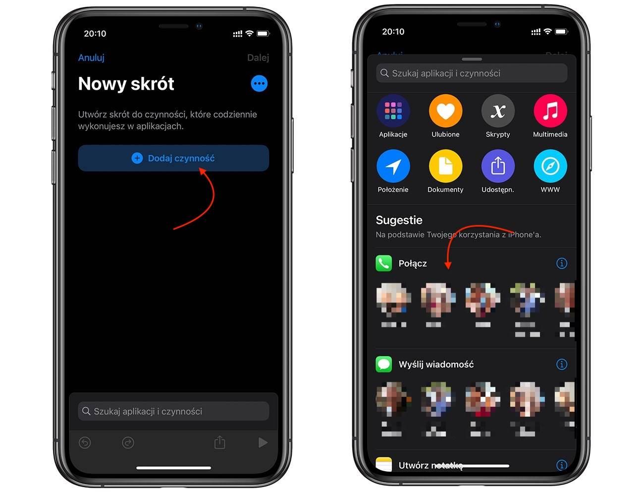 iOS 14 - przywracamy widget ulubione kontakty polecane, ciekawostki widżet, Widget, ulubione kontakty w widgecie, ulubione kontakty, iPhone, iOS 14  Mobilny system operacyjny iOS 14 dostępny jest dla wszystkich od niemal tygodnia. Aktualizacja zawiera szereg przydatnych innowacji, ale zniknęły również niektóre przydatne funkcje znane z iOS 13. kontakty 1