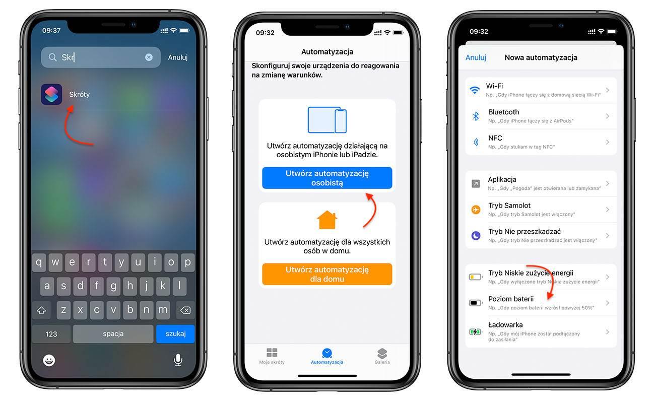 Nie uwierzycie! iPhone z systemem iOS 14 mówi do nas po polsku, gdy zakończy ładowanie baterii poradniki, polecane, ciekawostki iPhone mówi gdy zakończy ładowanie baterii, iphone mowi gdy zakonczy ladowanie, iPhone, iPadOS 14, iPad, iOS 14  Chcesz, aby Twój iPhone / iPad z systemem iOS 14 / iPadOS 14 poinformował Cię głosowo o tym, że jest już w pełni naładowany? Proszę bardzo! Już wyjaśniamy jak to zrobić.  ladowanie 1