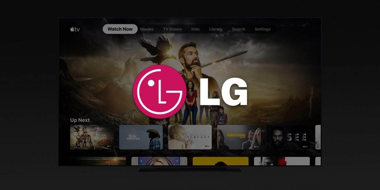 Telewizory LG OLED i UHD 2018 otrzymują aplikację Apple TV polecane, ciekawostki Apple TV, aplikacja Apple TV na telewizorach LG, AirPlay 2  Mamy dobrą wiadomość dla właścicieli telewizorów LG OLED smart TV z 2018 roku. Firma wydała właśnie nową aktualizację  w której pojawiła się aplikacja Apple TV. lg apple tv 1300x650