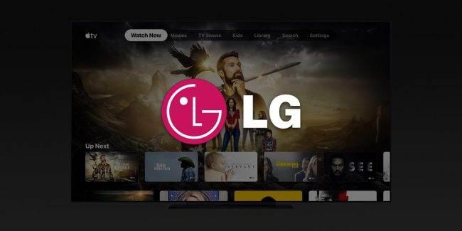 Telewizory LG OLED i UHD 2018 otrzymują aplikację Apple TV polecane, ciekawostki Apple TV, aplikacja Apple TV na telewizorach LG, AirPlay 2  Mamy dobrą wiadomość dla właścicieli telewizorów LG OLED smart TV z 2018 roku. Firma wydała właśnie nową aktualizację  w której pojawiła się aplikacja Apple TV. lg apple tv 650x325