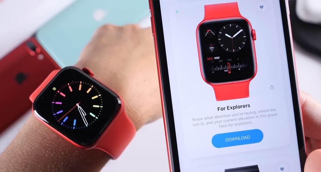 Świetne tarcze do Apple Watch za darmo! polecane, ciekawostki Wideo, nowe tarcze do Apple Watch, nowe tarcze, darmowe tarcze do Apple Watch, Apple Watch  Znudziły Ci się systemowe tarcze w Apple Watch? Jeśli tak, to dziś pokażemy Wam prosty i darmowy sposób, który doda nowe tarcze w Twoim Apple Watch. Sposób nie wymaga Jailbreak i instalacji dodatkowych profili. tarcze 1