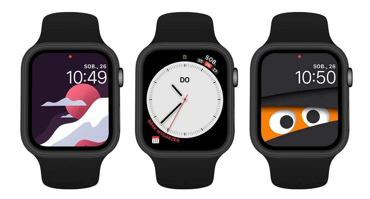 Świetne tarcze do Apple Watch za darmo! polecane, ciekawostki Wideo, nowe tarcze do Apple Watch, nowe tarcze, darmowe tarcze do Apple Watch, Apple Watch  Znudziły Ci się systemowe tarcze w Apple Watch? Jeśli tak, to dziś pokażemy Wam prosty i darmowy sposób, który doda nowe tarcze w Twoim Apple Watch. Sposób nie wymaga Jailbreak i instalacji dodatkowych profili. tarcze1