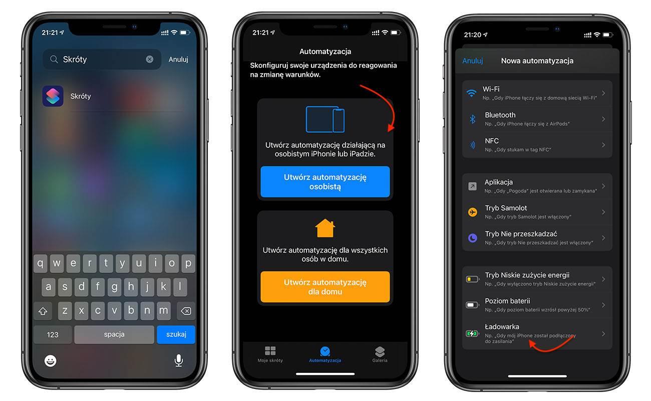 Ta prosta sztuczka w iOS 14 / iPadOS 14 pozwala szybciej naładować baterię iPhone i iPad poradniki, polecane, ciekawostki szybkie ladowanie baterii, sztuczka, jak szybciej naładować baterię iOS 14, jak szybciej naladowac iphone, jak szybciej naladowac ipad, jak szybciej naladowac baterie, iPadOS 14, iOS 14  Kolejna bardzo fajna funkcja w iOS 14 / iPadOS 14 o której na pewno większość z Was nie wie, pozwala szybciej naładować baterię iPhone?a i iPada. Co to takiego? tryb 1 1