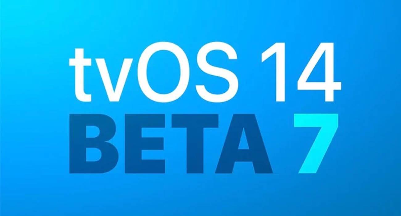 tvOS 14 beta 7 dostępna dla programistów polecane, ciekawostki tvOS 14 beta 7, co nowego  Dziś wraz z nowymi wersjami testowymi iOS 14 i iPadOS 14 firma Apple udostępniła programistom także tvOS 14 beta 7. tvOSbeta7