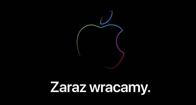 """""""Zaraz wracamy"""" .. z iPhone 12! polecane, ciekawostki Nie działa Apple Store Online, iPhone 12, Apple Store Online, Apple, Aktualizacja  Wreszcie nadszedł ten dzień. Od kilku godzin dostęp do Apple Store Online nie jest możliwy, ponieważ twa aktualizacja sklepu. Co to oznacza? AppleStoreOnline 650x350"""