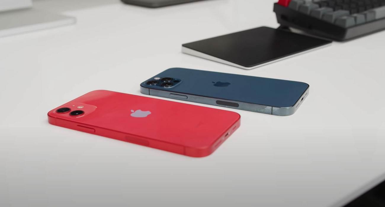 iPhone 12 i iPhone 12 Pro z bliska polecane, ciekawostki Youtube, Wideo, iPhone 12 Pro na filmie, iPhone 12 Pro, iPhone 12, iPhone, Film, Apple  Jeśli planujecie zakup iPhone 12 lub iPhone 12 Pr, to poniżej mamy dla Was zbiór filmów na których możecie zobaczyć jak prezentuje się i jak wygląda z bliska najnowszy smartfon firmy Apple. iPhone12 4