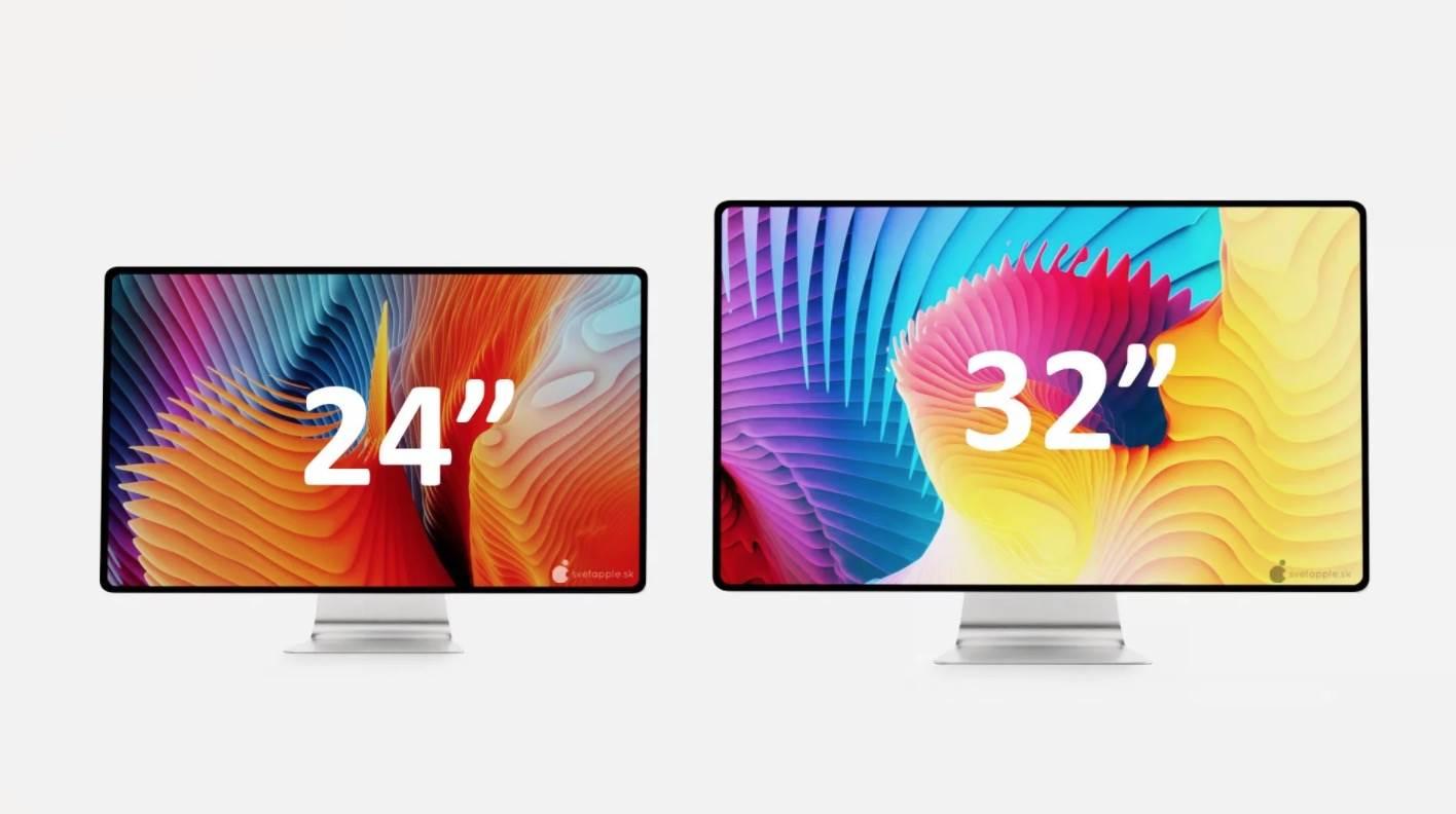 Bardzo ciekawy koncept iMac z bezramkowym ekranem polecane, ciekawostki koncept, iMac 2020, Apple  Już jutro wieczorem odbędzie się konferencja ?One More Thing? na której gigant z Cupertino zaprezentuje nowe MacBooki. Według wiarygodnych źródeł będą to trzy modele.  1@2x 9