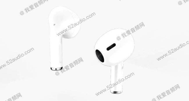 Czy tak będą wyglądać najnowsze Apple AirPods 3? polecane, ciekawostki Premiera, Apple, AirPods 3. generacji, AirPods 3  O AirPods 3 mówi się w sieci już od kilku miesięcy. Nowe słuchawki, które mają być podobne do obecnej wersji Pro mają pojawić się w sprzedaży w przyszłym roku. Jak będą wyglądać? AirPods3 650x350