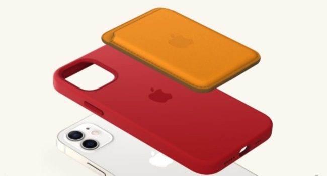 Apple pomaga wybrać etui do iPhone 12 / 12 Pro polecane, ciekawostki wybierz etui, etui do iPhone 12 Pro Max, etui do iPhone 12 Pro, etui do iPhone 12 mini, etui do iPhone 12, Apple  Apple uruchomiło iPhone Studio 12, mini-stronę umożliwiającą wirtualny montaż akcesoriów MagSafe w nowych smartfonach firmy. Etui 1 650x350