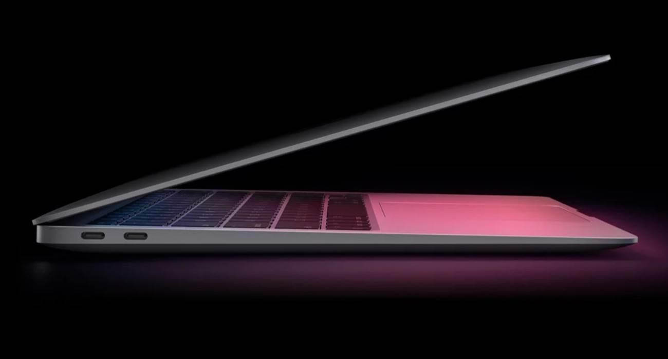 Apple przedstawia nowego MacBook Air z czipem M1 polecane, ciekawostki MacBook Air z czipem M1, Macbook Air, M1, Apple  Podczas wczorajszego wydarzenia ?One More Thing? firma Apple zaprezentowała nowego MacBooka Air z czipem M1.  MacBookAir