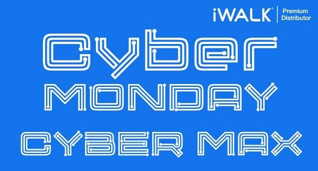 Promocje Cyber Monday i Cyber Max w iWALK Polska - Koniecznie zobacz! polecane, ciekawostki Promocja, iwalk, cyber monday  Czy jesteście gotowi na kolejną dawkę świetnych promocji? Jeżeli tak, to koniecznie musicie zobaczyć nowe dwie akcje promocyjne organizowane przez iWALK Polska - Cyber Monday oraz CYBER MAX! cyber 1 650x350