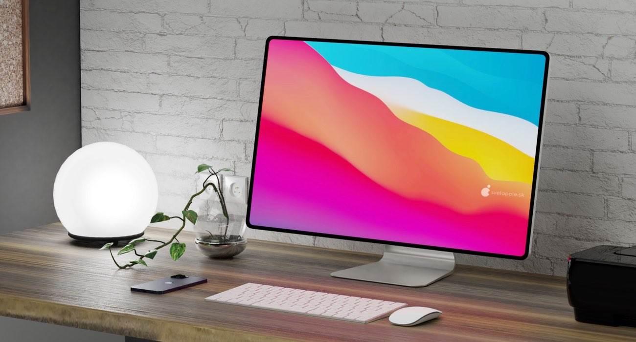 Bardzo ciekawy koncept iMac z bezramkowym ekranem polecane, ciekawostki koncept, iMac 2020, Apple  Już jutro wieczorem odbędzie się konferencja ?One More Thing? na której gigant z Cupertino zaprezentuje nowe MacBooki. Według wiarygodnych źródeł będą to trzy modele.  iMac2020