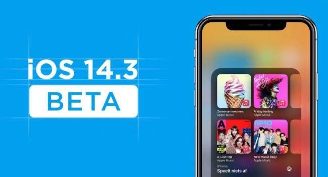 Druga beta iOS 14.3 i iPadOS 14.3 dostępna do pobrania polecane, ciekawostki zmiany, Update, nowosci, Nowości, lista zmian, iPadOS 14.3 beta 2, iOS 14.3 beta 2, iOS 14.3 beta, co nowego, Apple, Aktualizacja  Świetna wiadomość dla osób czekających na nowe oprogramowanie testowe firmy Apple. Właśnie teraz gigant z Cupertino udostępnił deweloperom drugą betę iOS 14.3 i iPadOS 14.3. iOS14.3beta1 650x350