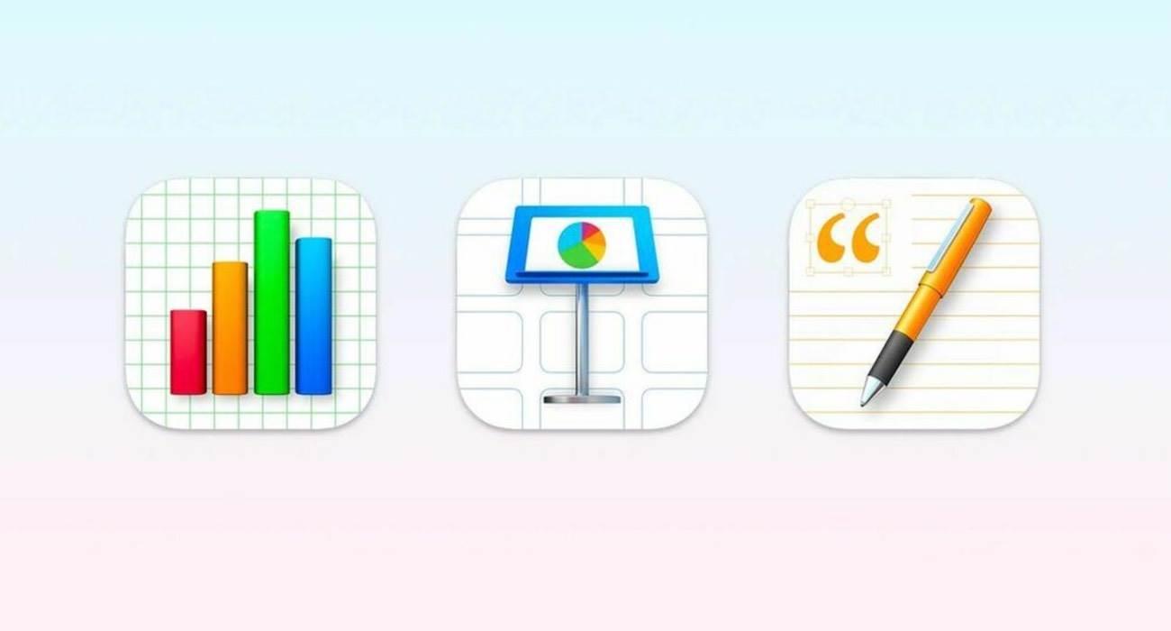Apple aktualizuje swoje aplikacje biurowe Pages, Numbers i Keynote ciekawostki Update, iWork, Aktualizacja  Firma Apple wydała zaktualizowane wersje aplikacji Pages, Keynote i Numbers dla systemów iOS i macOS, dodając możliwość powiązania łączy do stron internetowych i innych informacji z różnymi formularzami i obiektami w dokumentach. iWork