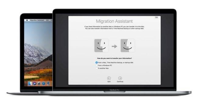 Asystent migracji systemu Windows już kompatybilny z macOS Big Sur polecane, ciekawostki z windos na macos big sur, Windows, przeniesienie danych z windows na macos, przeniesienie danych, maos big sur, macos  Firma Apple zaktualizowała oprogramowanie Asystenta migracji systemu Windows i dodała zgodność z systemem macOS Big Sur.  migracja windows 650x350