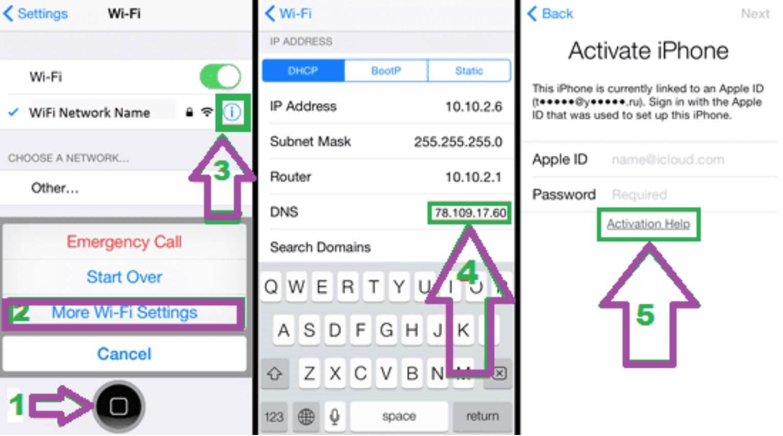 Jak usunąć blokadę aktywacji z iPhone, iPad? ciekawostki zablokowany IPhone, usunięcie icloud, usunięcie blokady, blokada iCloud  Blokada aktywacji ma na celu zapewnienie bezpieczeństwa urządzeń Apple i informacji o użytkowniku, ale czasami może stać się to sporym problemem. 1@2x 10