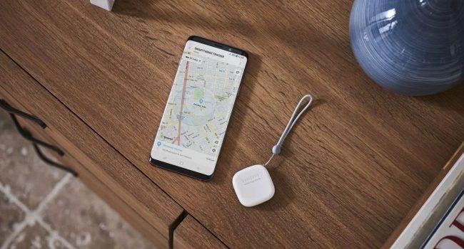 Poznaliśmy wygląd lokalizatora Samsung Galaxy Smart Tag polecane, ciekawostki Samsung, lokalizator Sasmunga, Galaxy Smart Tag, brelok  W nowej wersji aplikacji Samsung SmartThings Find programiści odkryli ukryty plik animacji GIF, który ujawnia projekt przyszłego lokalizatora, który ma zostać zaprezentowany na początku przyszłego roku. Lokalizator 650x350