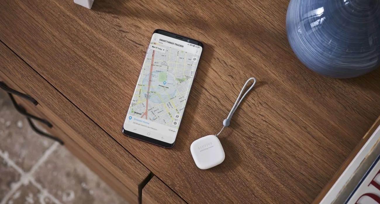 Poznaliśmy wygląd lokalizatora Samsung Galaxy Smart Tag polecane, ciekawostki Samsung, lokalizator Sasmunga, Galaxy Smart Tag, brelok  W nowej wersji aplikacji Samsung SmartThings Find programiści odkryli ukryty plik animacji GIF, który ujawnia projekt przyszłego lokalizatora, który ma zostać zaprezentowany na początku przyszłego roku. Lokalizator