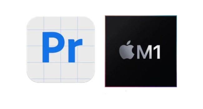 Adobe wypuszcza Premiere Pro Beta na komputery Mac z M1 polecane, ciekawostki Premiere Pro, MacBook, M1  Wczoraj firma Adobe wydała pierwszą wersję beta Premiere Pro z natywną obsługą Apple Silicon. Pr 1 650x350