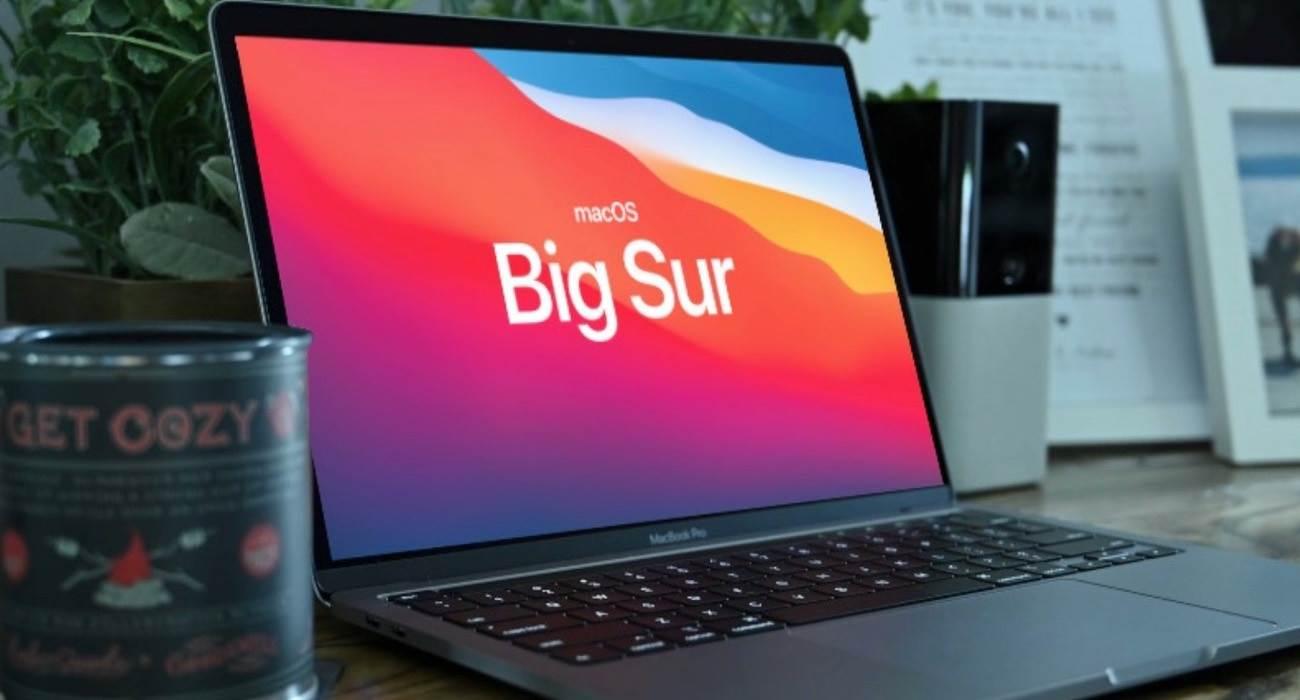 Apple wypuściło drugą betę macOS Big Sur 11.2 polecane, ciekawostki macOS Big Sur beta, macOS Big Sur 11.2, lista nowosci, co nowego  Dzisiaj wraz z nowymi wersjami testowymi iOS 14.4 i iPadOS 14.4, Apple wydało także drugą wersję beta macOS Big Sur 11.2 dla programistów. bigSur 1