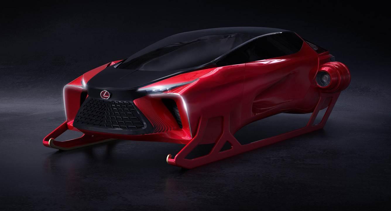 Lexus zaprezentował futurystyczną koncepcję sań Mikołaja polecane, ciekawostki sanie Mikołaja, Lexus, koncept, HX Sleigh  Japoński producent samochodów Lexus zaprezentował koncepcję sań Świętego Mikołaja o nazwie HX Sleigh. Jak Wam się podoba? lexus hx sleigh concept 1a