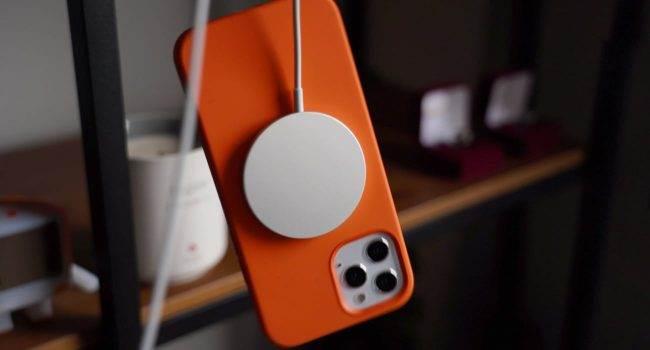 Nowa ładowarka MagSafe do iPhone 13 zarejestrowana w FCC ciekawostki nowa ladowarka magsafe, magsafe do iphone 13, magsafe, iPhone 13 Pro, iPhone 13  Nowa ładowarka magnetyczna Magsafe o numerze modelu A2548 do iPhone 13 / 13 Pro jest już dostępna w bazie danych FCC. magsafe 650x350