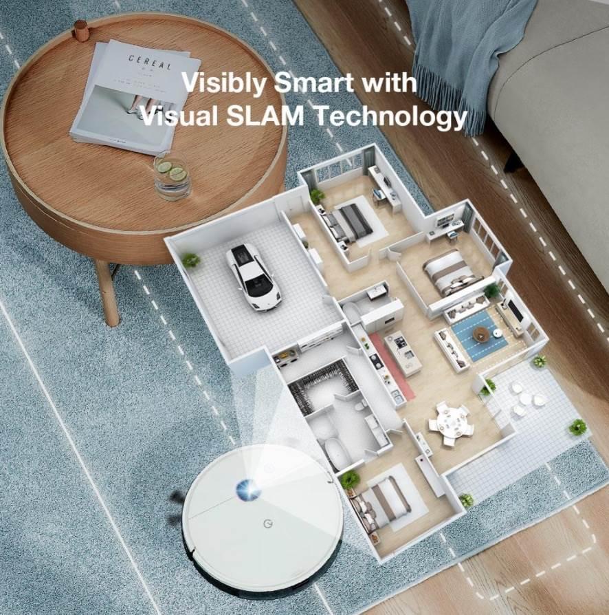 Najnowszy robot sprzątający yeedi 2 hybrid z funkcją mapowania już w sprzedaży polecane, ciekawostki yeedi 2 hybrid, yeedi, robot sprzątający, Promocja, odkurzacz, cena  Autonomiczne roboty sprzątające na dobre zagościły w naszych domach. Jeszcze do niedawna wysoka cena tych urządzeń i słabość rozwiązań technicznych sprawiały, że był to ciekawy gadżet dla fanów nowych technologii, ale nie koniecznie sprzęt codziennego użytku. 1@2x 8