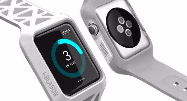 Apple przygotowuje super wytrzymałą wersję Apple Watch polecane, ciekawostki Apple Watch Explorer Edition, Apple Watch, Apple  Zdaniem dziennikarza Bloomberga Marka Gurmana, Apple rozważa wypuszczenie specjalnej wersji Apple Watch z twardszą obudową zaprojektowaną do użytku w ekstremalnych warunkach. AppleWatch 650x350