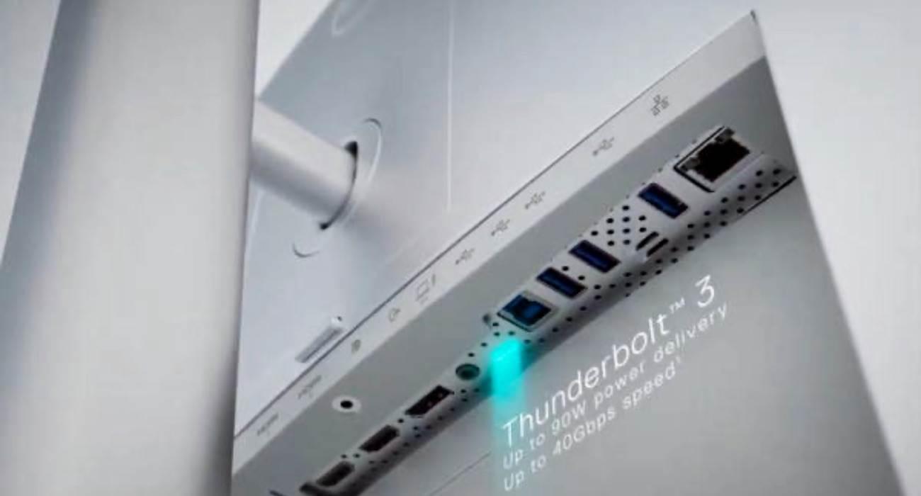 Firma Dell przedstawia swój pierwszy 40-calowy zakrzywiony monitor 5K polecane, ciekawostki monitor 5K, Dell, cena, 40-calowy monitor  Firma Dell zaprezentowała dziś, 6 stycznia, pierwszy 40-calowy, ultraszerokokątny, zakrzywiony monitor 5K dla projektantów i twórców grafiki. Dell