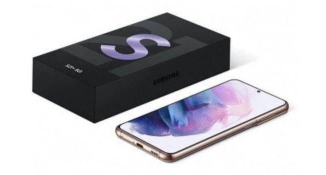 Co znajduje się w pudełku Samsung Galaxy S21 polecane, ciekawostki Samsung Galaxy S21, Samsung  Przed zbliżającą się zapowiedzią nowych flagowych smartfonów Samsunga niemiecka edycja WinFuture udostępniła oficjalne zdjęcia opakowań detalicznych całej serii Galaxy S21. GalaxyS21 1 650x350
