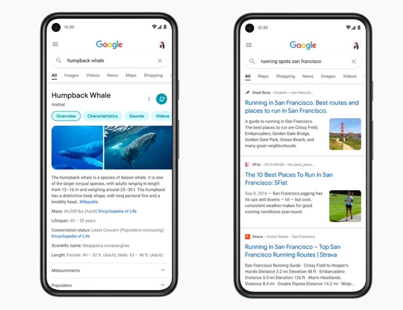 Google przygotowuje ogromne zmiany w wyszukiwarce mobilnej polecane, ciekawostki zmiany, nowy wyglad, Google  Google ogłosiło spore zmiany w projekcie graficznym interfejsu swojej wyszukiwani dla telefonów komórkowych, aby pomóc użytkownikom skoncentrować się na wynikach, a nie na dodatkowych informacjach. Google 1